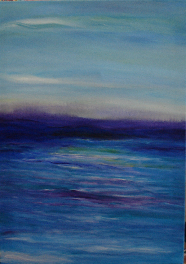 Harmony In Blue II